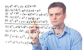 Young teacher and Mathematical formula