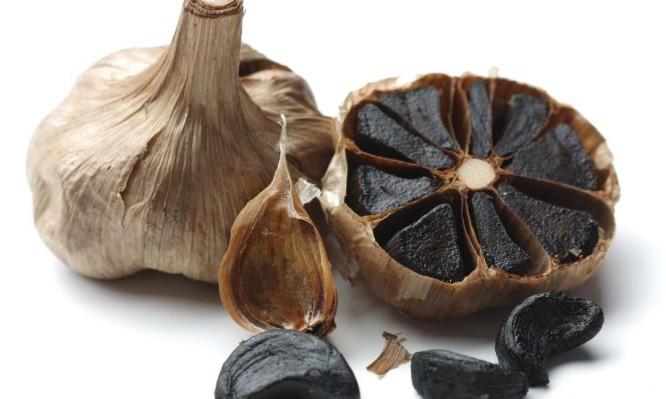 Αποτέλεσμα εικόνας για Μαύρο σκόρδο