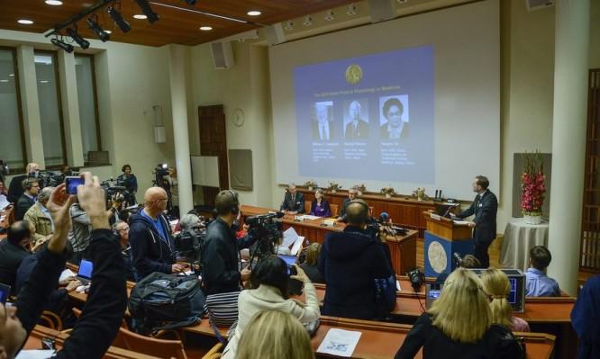 Nobel laureates in medicine or physiology