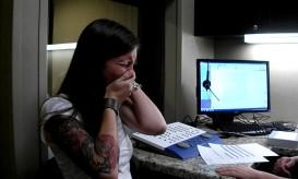 Άκουσε για πρώτη φορά τη φωνή της στα 29 της χρόνια: ΒΙΝΤΕΟ