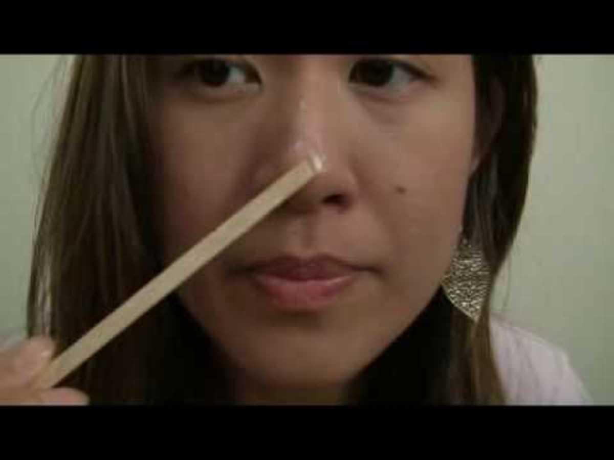 Απίστευτο: Δείτε τι βάζει στην μύτη της και δεν βγάζει ποτέ σπυράκια (ΒΙΝΤΕΟ)