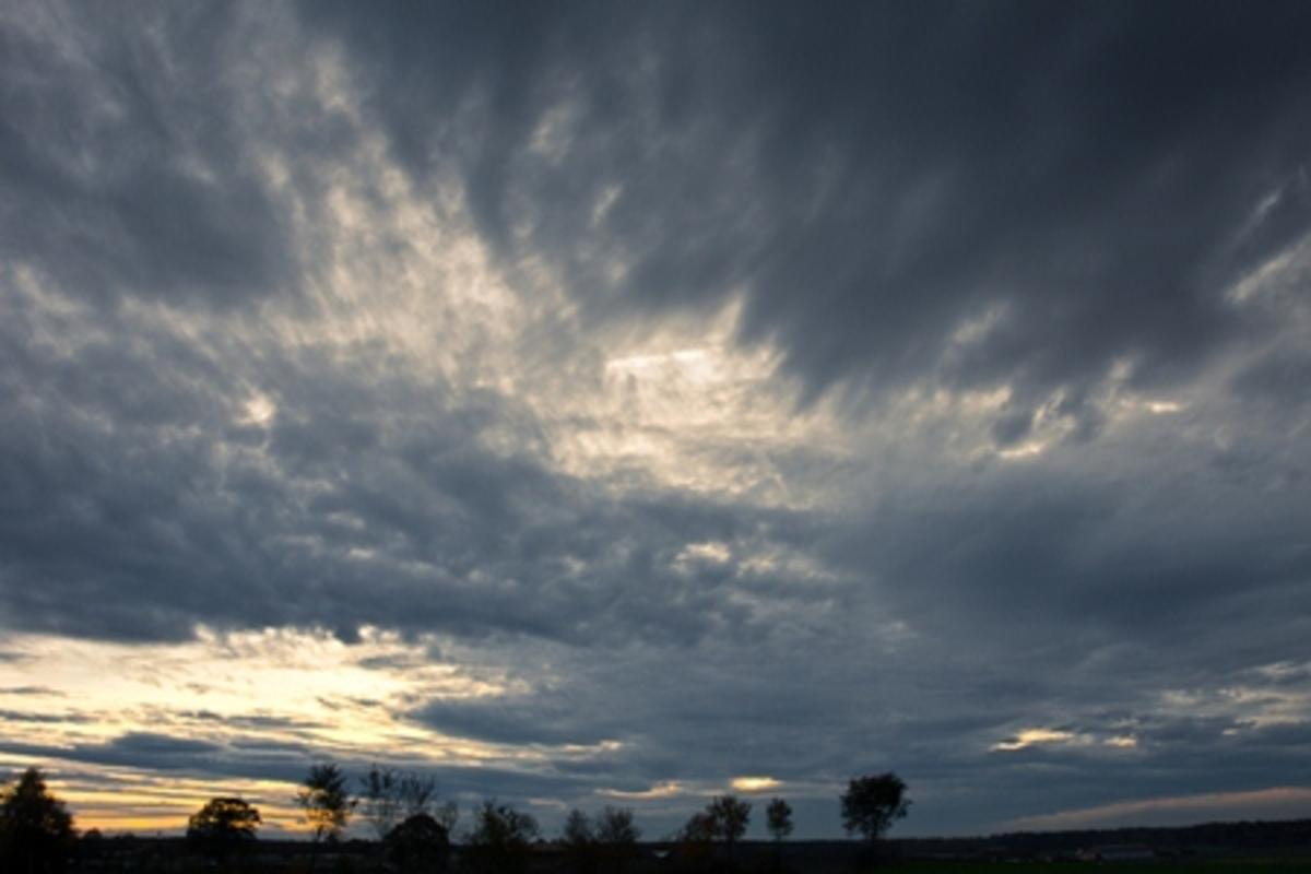 Rain Clouds coming
