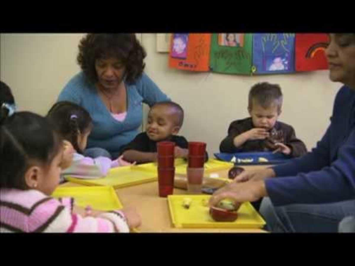 Δείτε πως λειτουργεί σχολείο για τυφλά παιδιά στις ΗΠΑ. ΒΙΝΤΕΟ