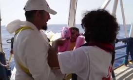 Η νέα τραγωδία στη Μεσόγειο και η επιχείρηση διάσωσης των Γιατρών Χωρίς Σύνορα (ΒΙΝΤΕΟ & ΦΩΤΟ)