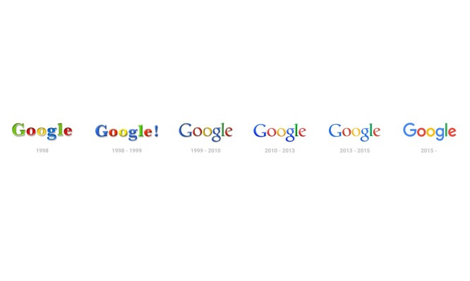 Ιστορία του λογότυπου Google: Η αλλαγή που καθήλωσε το διαδίκτυο