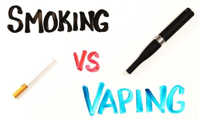Κανονικό VS ηλεκτρονικό τσιγάρο: Τι ισχύει (ΒΙΝΤΕΟ)