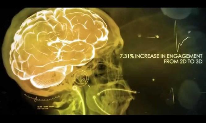 Πώς οι ταινίες 3D βελτιώνουν την εγκεφαλική λειτουργία (ΒΙΝΤΕΟ)