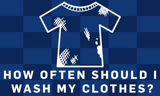 Πόσο συχνά πρέπει να πλένετε τα ρούχα σας – Μην βιαστείτε να απαντήσετε… (ΒΙΝΤΕΟ)