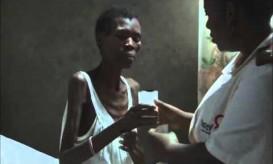 Συγκλονιστικό βίντεο: Ασθενής με AIDS λιώνει σαν το κερί