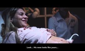 """ΒΙΝΤΕΟ: Τυφλή έγκυος """"βλέπει"""" το αγέννητο παιδί της με 3D εκτύπωση υπερήχου!"""