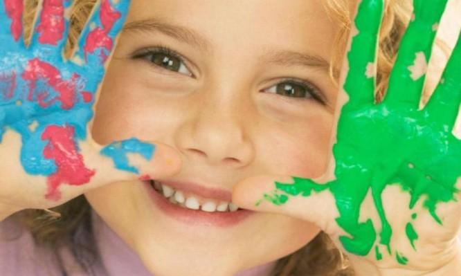 χαμόγελο του παιδιού