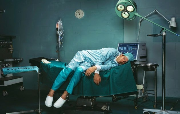 Γιατροί-burnout