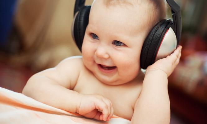 μουσική για βρέφη
