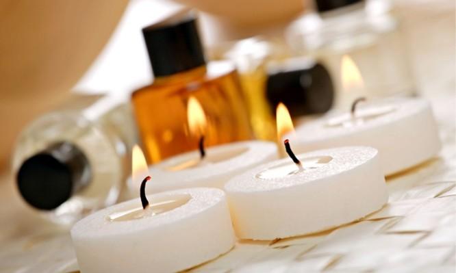 αρωματικά κεριά