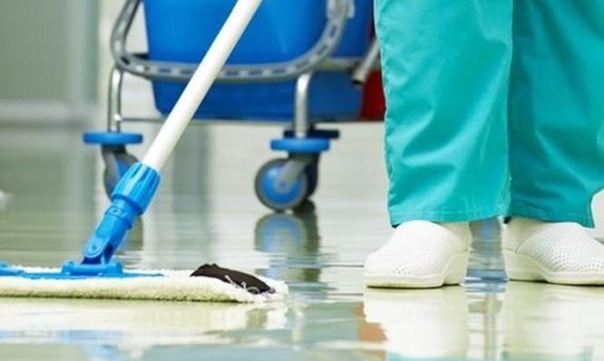 Αποτέλεσμα εικόνας για συνεργείο καθαρισμού νοσοκομειων