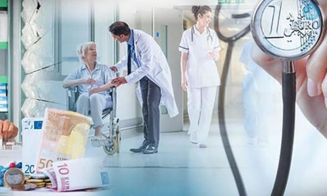 νοσοκομεια χρεη