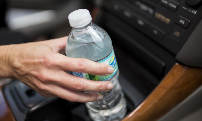 πλαστικό μπουκάλι