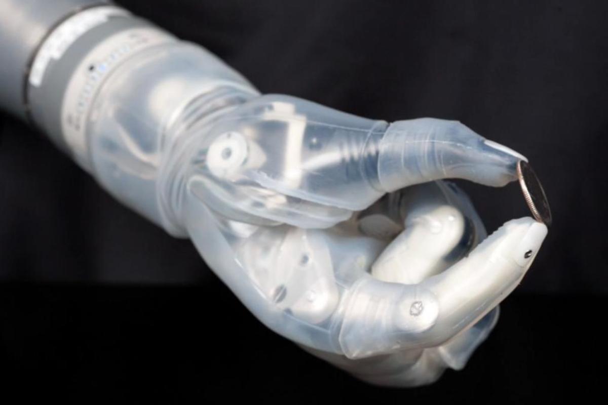 ρομποτικό χέρι