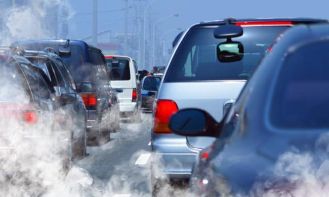 ατμοφαιρική ρύπανση
