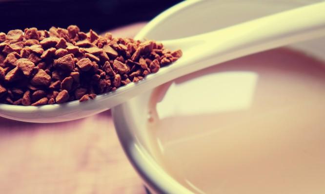 στιγμιαίος καφές