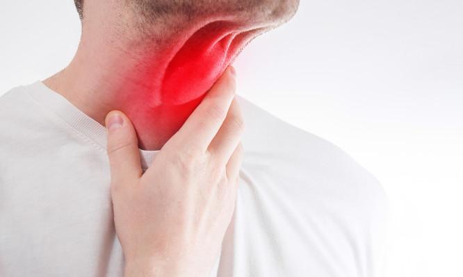 καρκίνος στον λαιμό