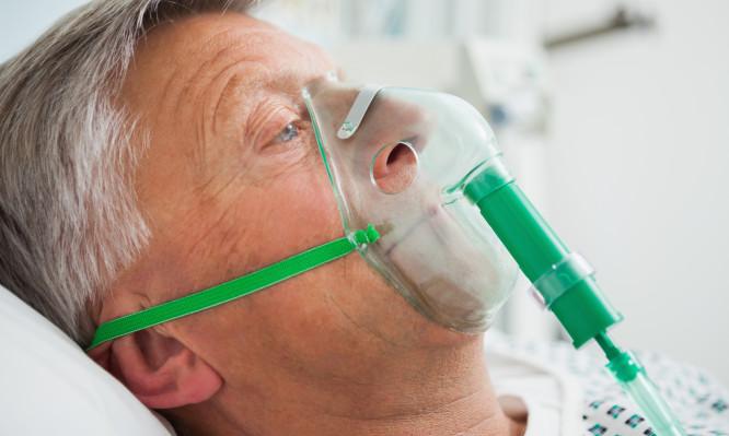 σύνδρομο οξείας αναπνευστικής δυσχέρειας