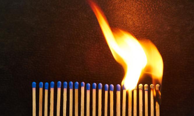 σύνδρομο burn out