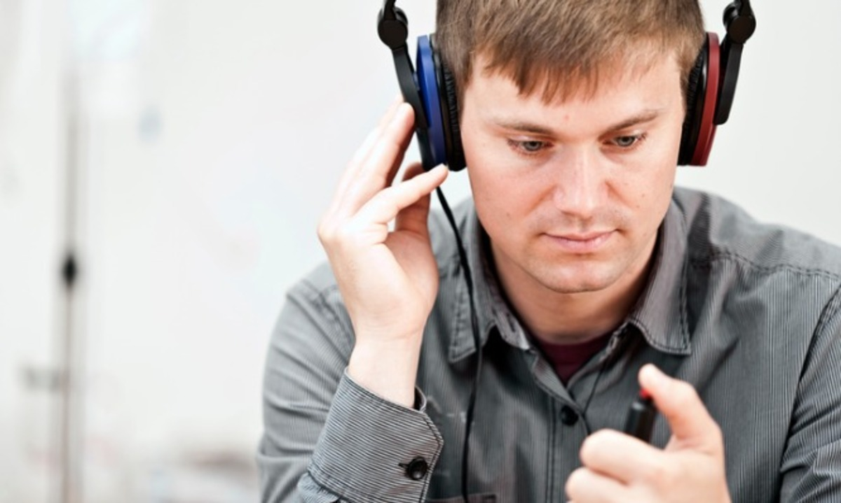 τεστ ακοής