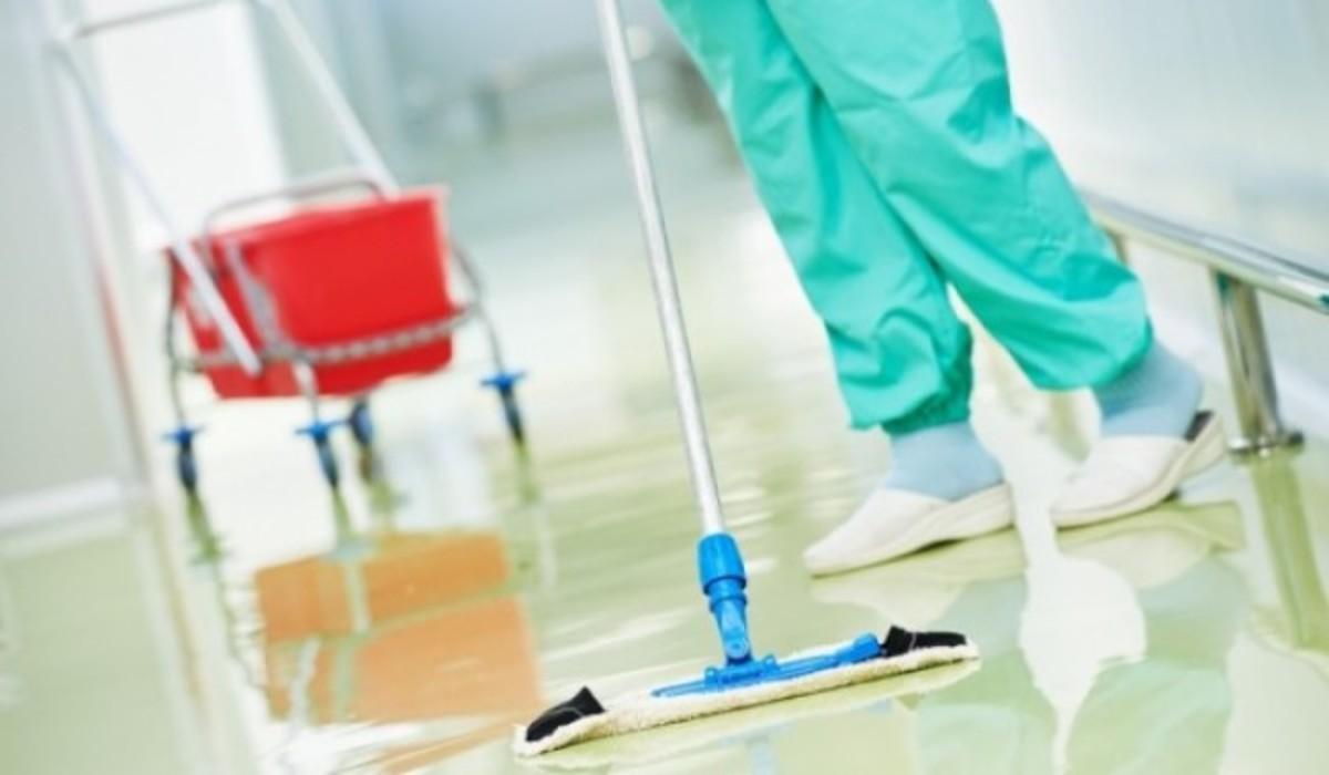 νοσοκομεία καθαριοτητα