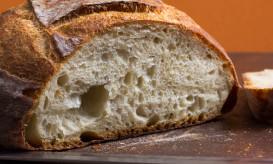 άσπρο ψωμί