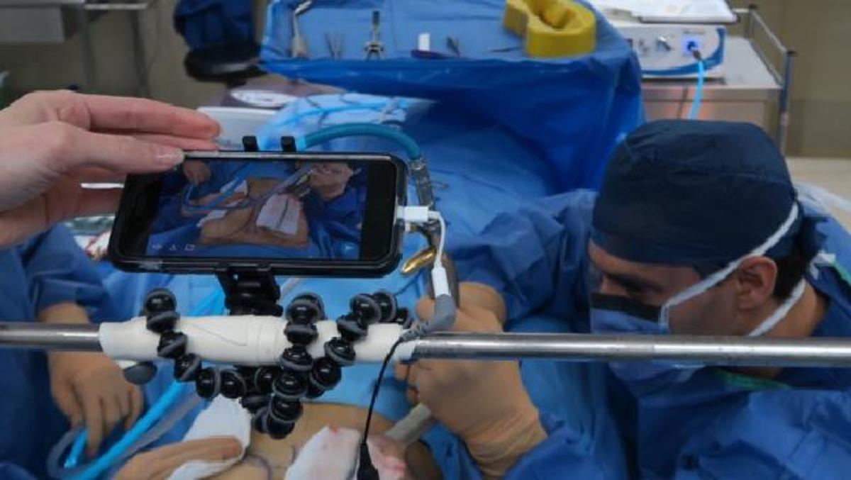 πλαστικός χειρουργός