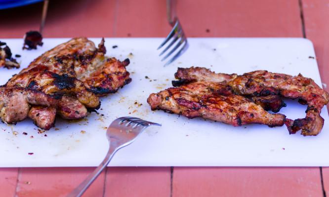 χοιρινό κρέας