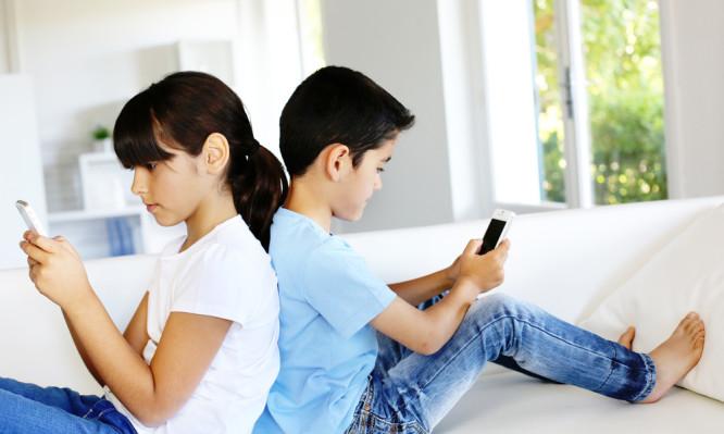 εθισμός στο κινητό