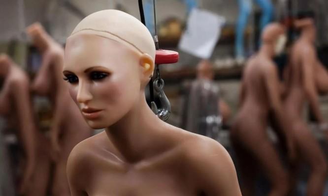 sex robots