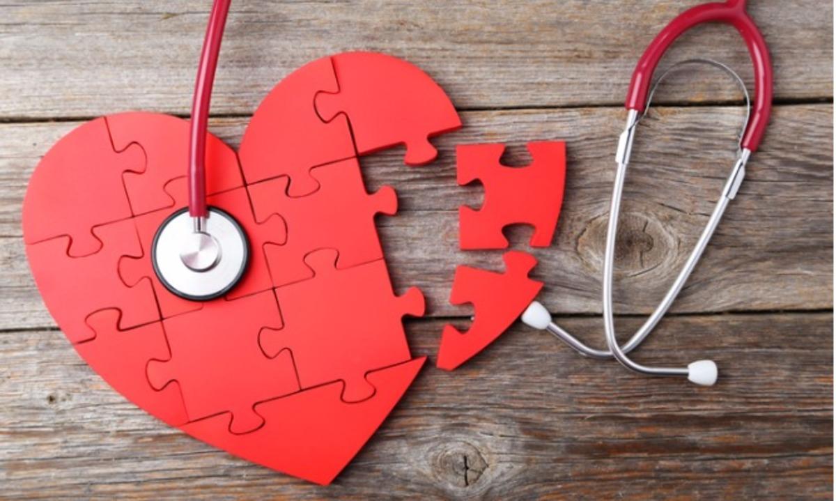 ηλικία της καρδιάς
