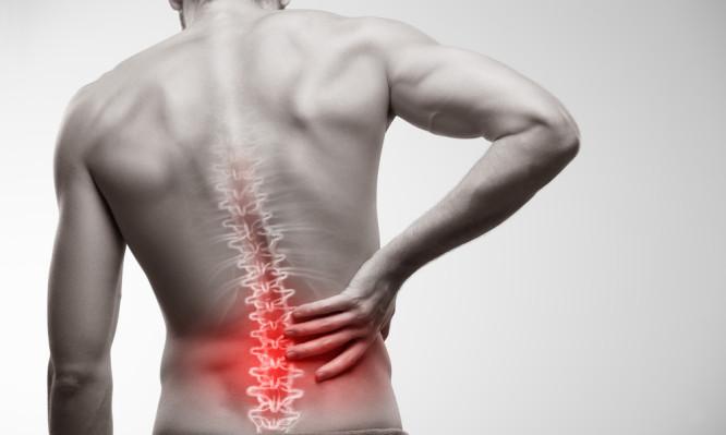 πόνος στην μέση