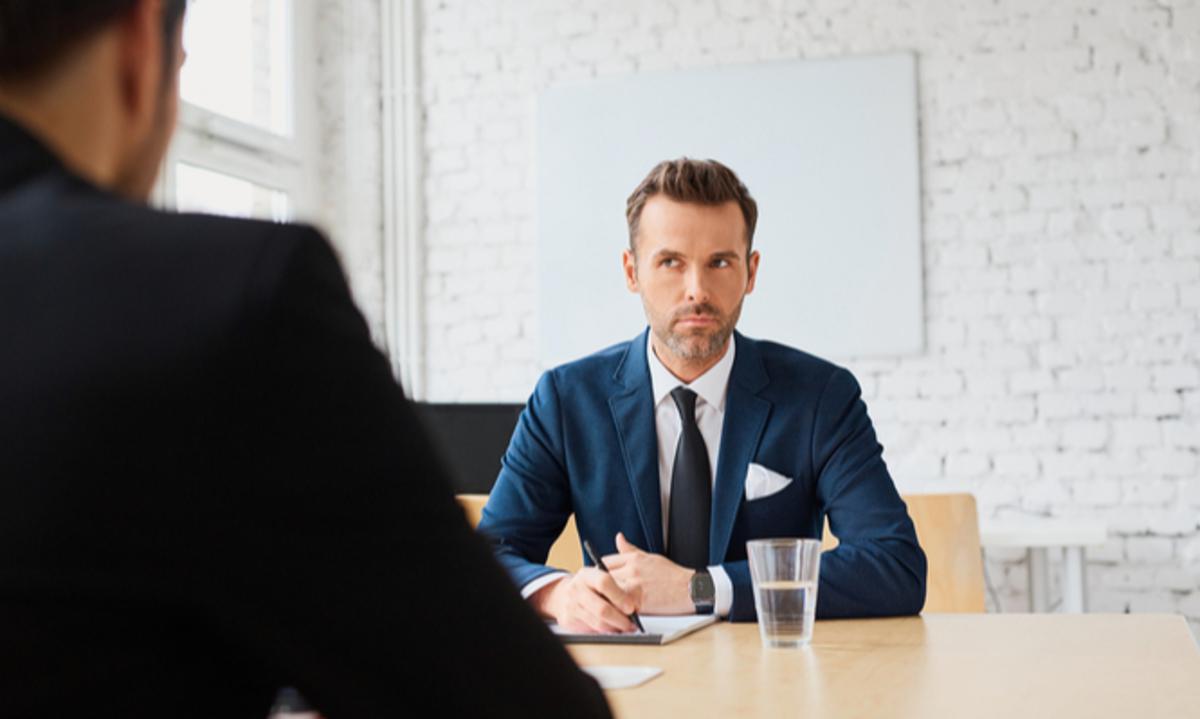 συνέντευξη για δουλειά