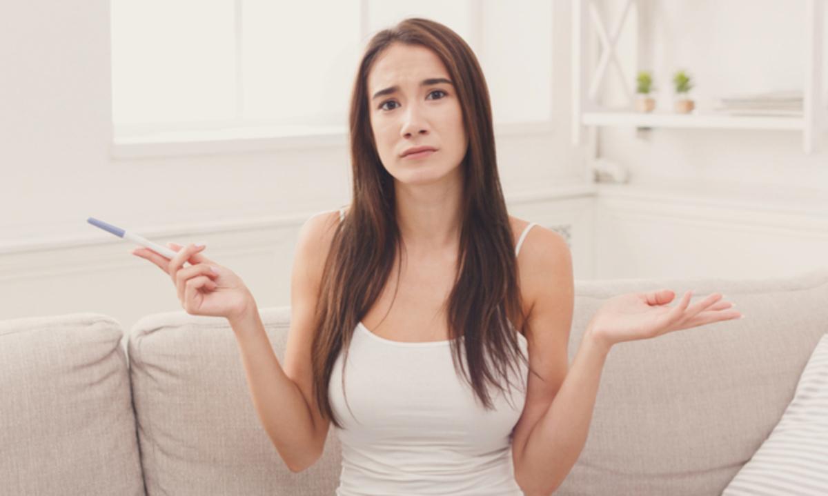 τεστ εγκυμοσύνης