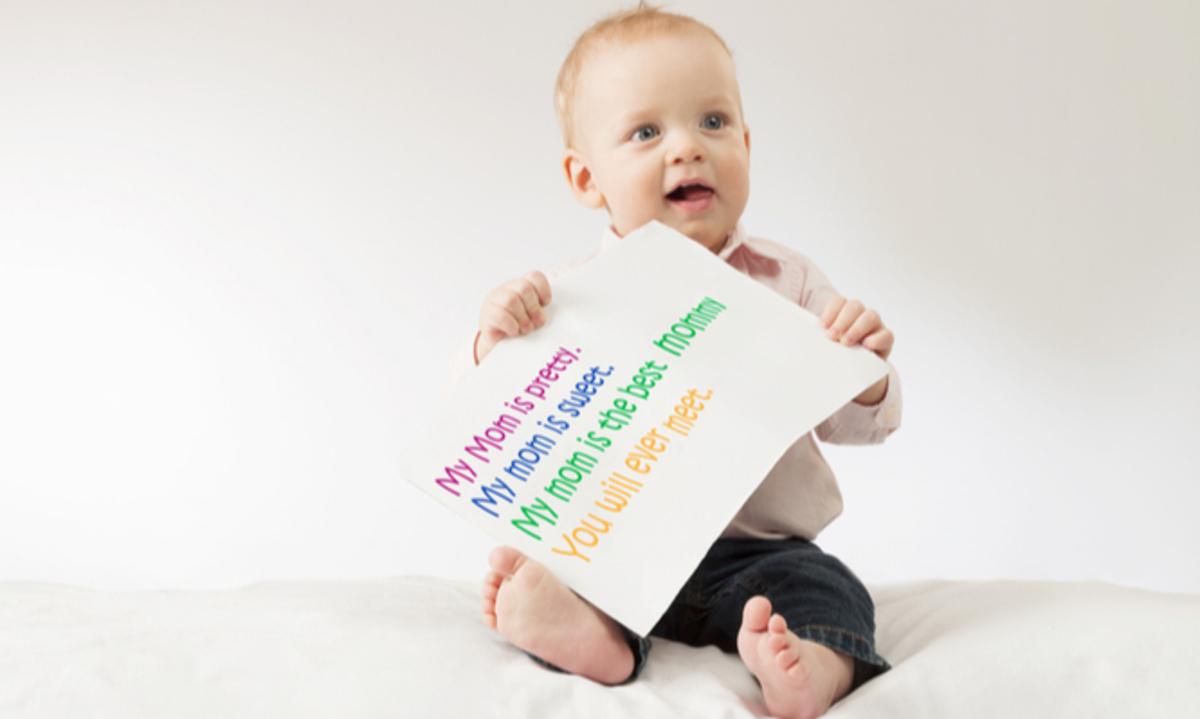 Γιατί πρέπει να μιλάτε στα μωρά σαν να είναι… ενήλικες