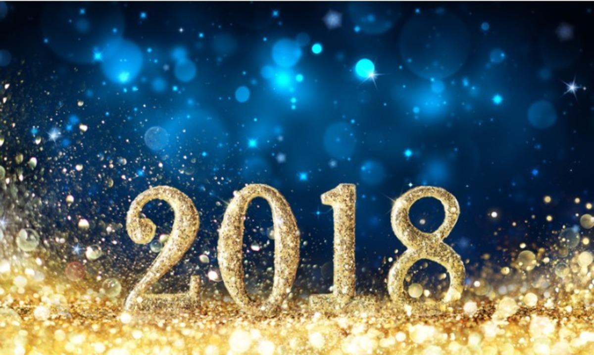 Αποτέλεσμα εικόνας για καλη χρονια 2018