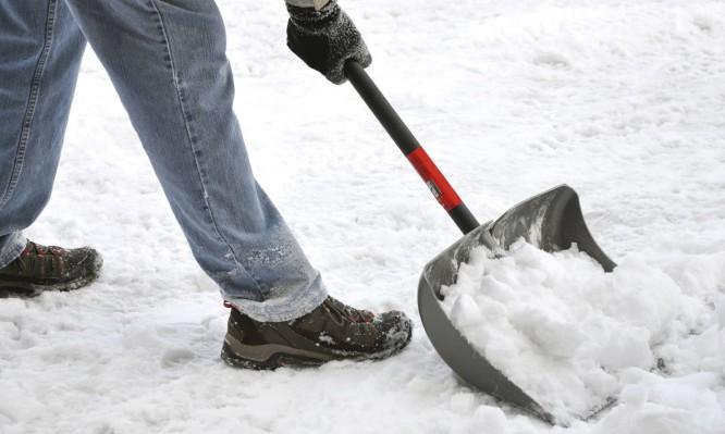 χιονόπτωση