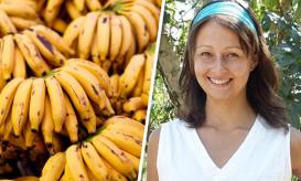 μπανάνες