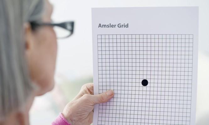 τεστ Amsler