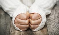 κρύα χέρια