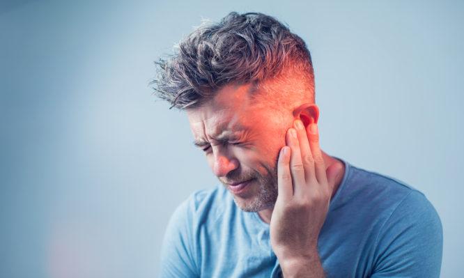 πόνος στο αυτί