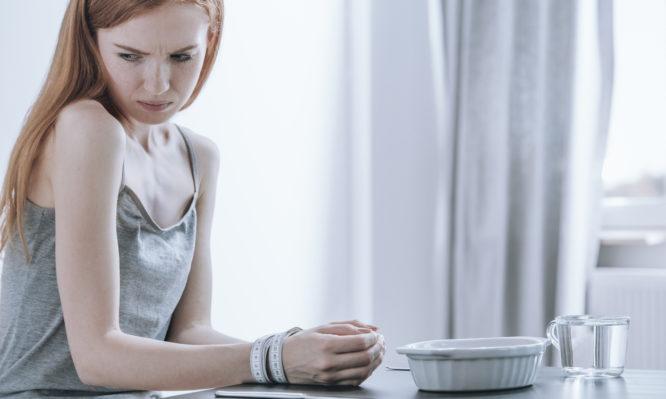 διατροφικές διαταραχές