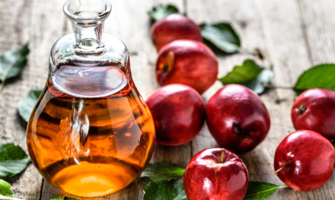 μηλόξυδο
