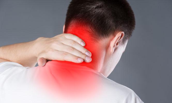 πόνος στον αυχένα