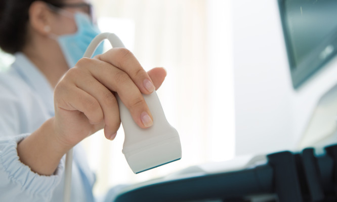 Ultrasound medical device