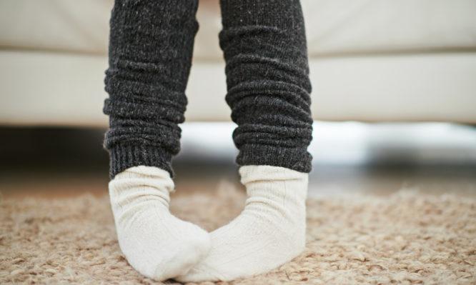 κρύα πόδια